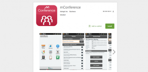 Astegic Creates Official App for MACo 2012 Winter Conference