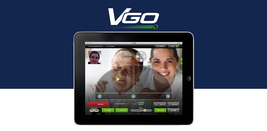 Astegic Mobilizes User End of VGo Robotic Telepresence