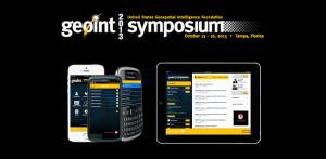 Astegic Develops Official App for GEOINT 2013